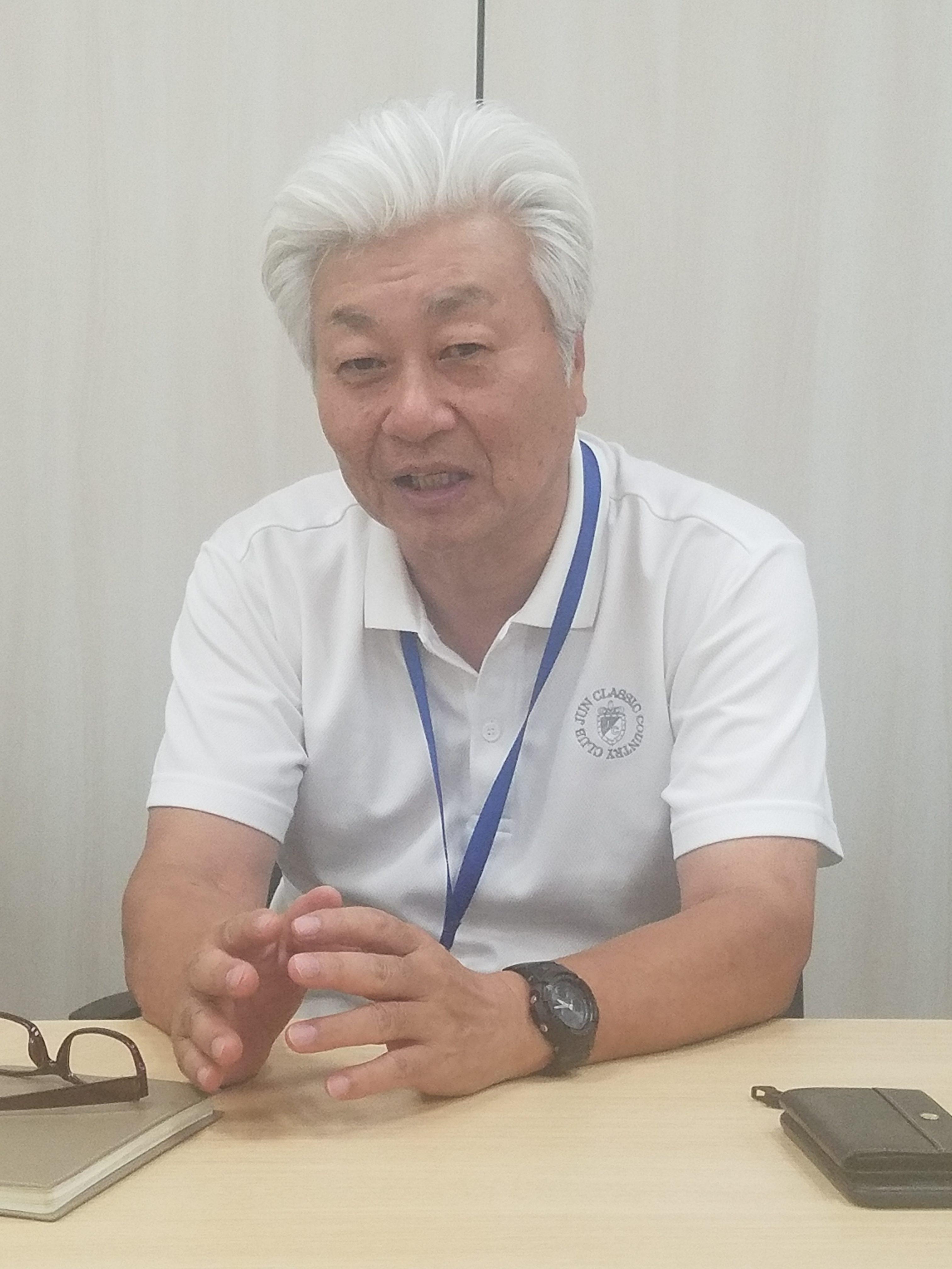 徳間書店・平野社長