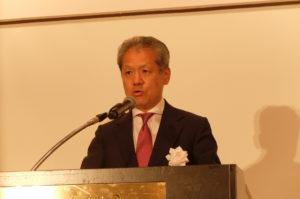 大垣社長、今後も新しいチャレンジの継続を表明