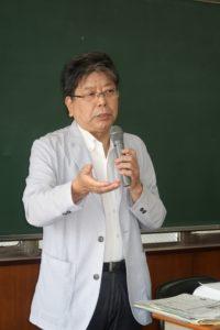高島書房(福島県郡山市)社長の高島瑞雄氏