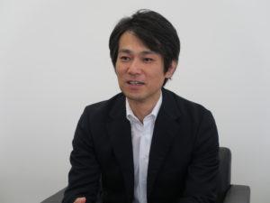 日本経済新聞社 メディアビジネス クロスメディアユニット 広告IoT化推進室長 村山亘氏