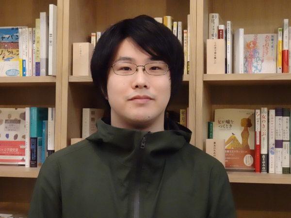 磯上竜也氏