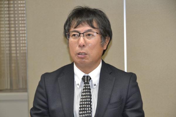 中日新聞社・大島宇一郎社長