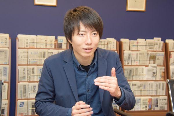 ReadHub・青木郷師代表取締役社長