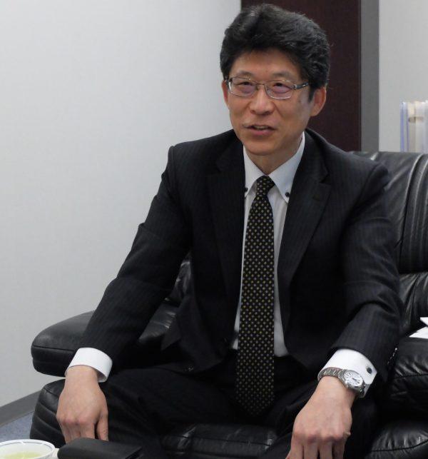 報知新聞社・佐野俊郎取締役大阪本社代表