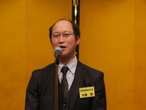 ブックスタマ・加藤勤社長