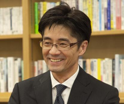 図書館流通センター・細川社長