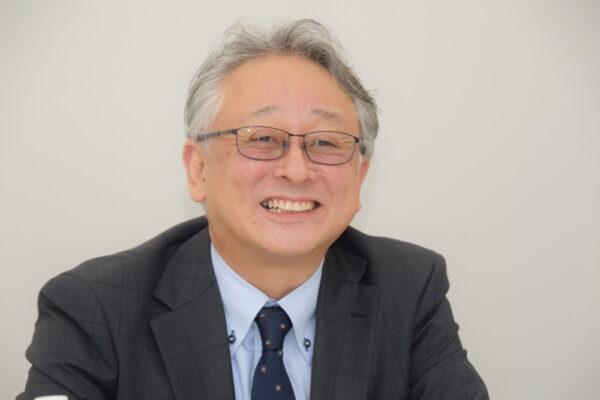 今年度、日本書籍出版協会新理事長に就任した小野寺優氏