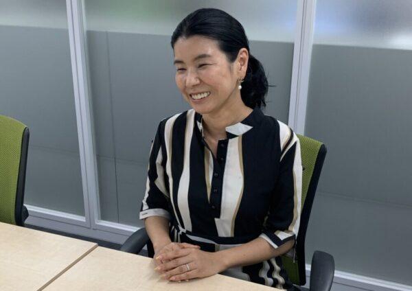 『ハルメク』山岡朝子編集長