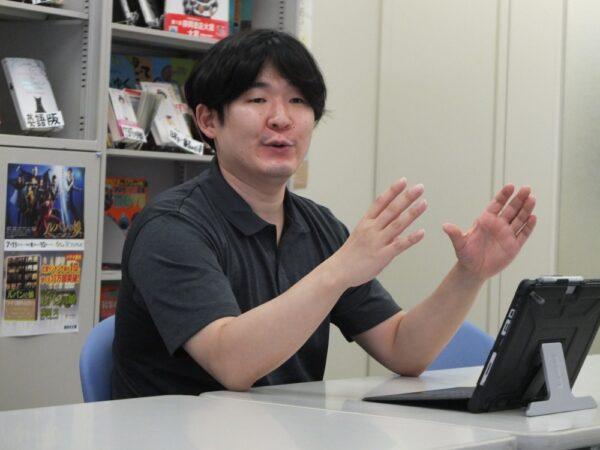 長尾洋一郎ゼネラルマネージャー