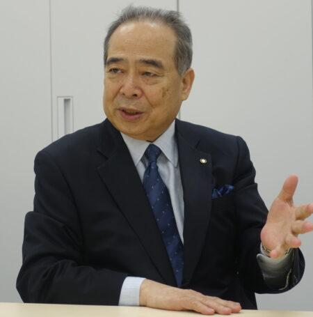 日本雑誌協会・堀内理事長(集英社)