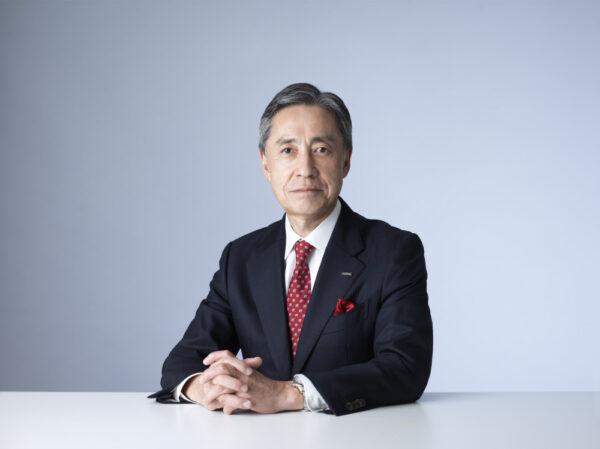 ADKホールディングス代表取締役社長グループCEO・植野伸一氏