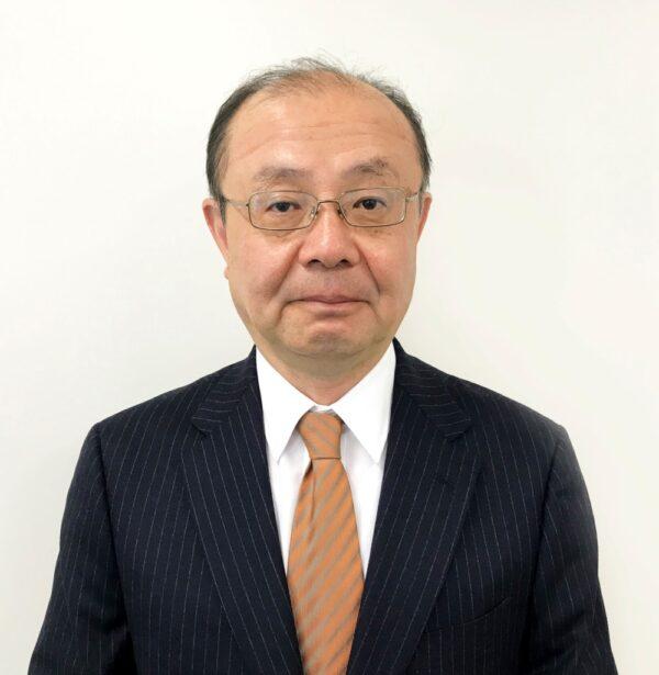 東京都折込広告組合理事長・山崎敬一氏