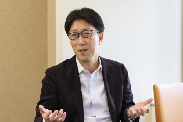 トラストバンク ・川村憲一代表取締役社長