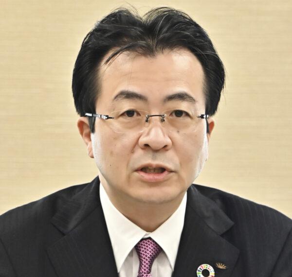 朝日新聞社・中村史郎社長