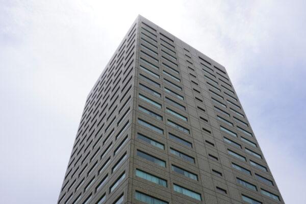 日販グループホールディングス(東京・千代田区の新お茶の水ビルディング)