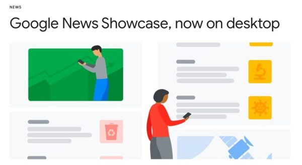 Google は「News Showcase」や「Build New Local プロジェ クト」などの企画を地方紙に提案