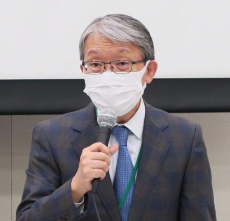 新聞協会・山口会長