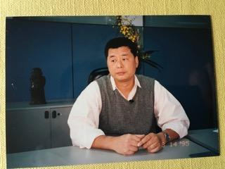 「蘋果日報」の創業者・黎智英(ジミー・ライ)
