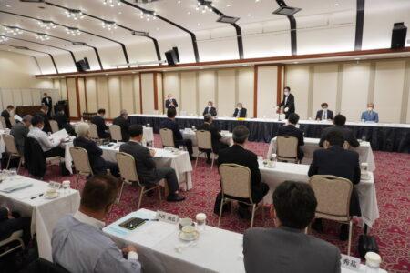 日本新聞販売協会 2020年度第2回理事会