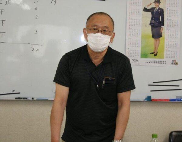 「組合員に役立ちたい」と語る深田氏