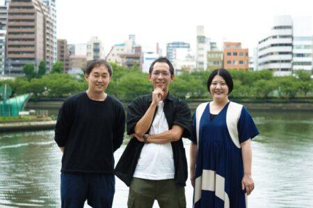 左から原田氏、末澤氏、多田氏