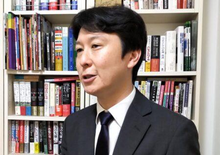 カタリスト・データ・パートナーズ 髙橋誉則社長